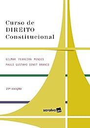 Curso de Direito Constitucional - Série IDP - 15ª Ed. 2020