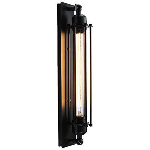 Licperron Industrial Wall Sconce E26 E27 Edison Vintage Wall Sconce Antique Wall Lighting Fixtures Bedside Bar Restaurant Hotel Lighting Decor by Licperron