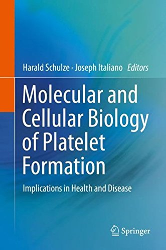 Molecular and Cellular Biology of Platelet Formation: Implications in Health and Disease