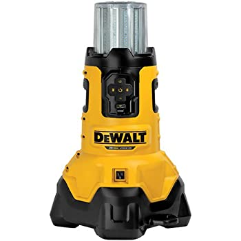 Dewalt Dcl079b 20v Max Cordless Tripod Light Tool Only