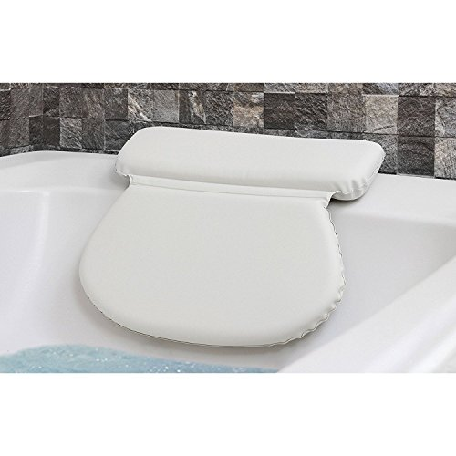 Luxury Comfort Spa Bath Pillow Cushion Mat with 7 Non-Slip Suction Cups - Turn Your Bath into a Spa Experience by Good-Love