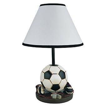 ORE International 31604SC 15H Soccer Table Lamp