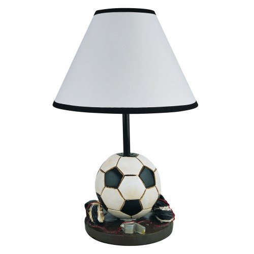 ore international 15h soccer table lamp