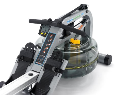 First Degree Fitness PACIFIC Challenge AR Adjustable Resistance Fluid Rower