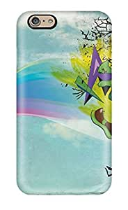 Heimie Fashion Protective Psychedelic Artistic Abstract Artistic Case Cover For Iphone 6