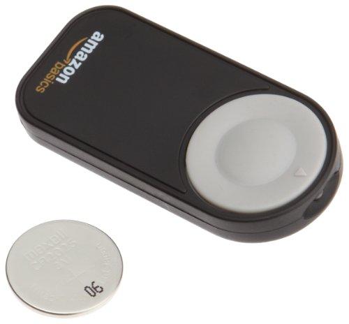 AmazonBasics Wireless Remote Control for Nikon Digital SLR Cameras