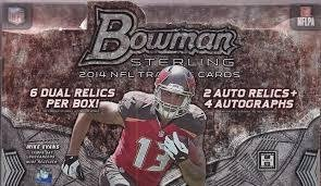 2014 bowman sterling football - 2