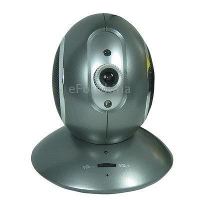 3 in 1  Webcam, Speaker, Micophone  Skype Speaker