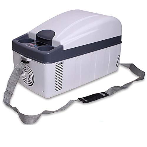 BAOYUANWANG Faible consommation d'énergie Dual-core Mini Car Refrigerator Electronic Cold Box Gardez la nourriture fraîche from BAOYUANWANG