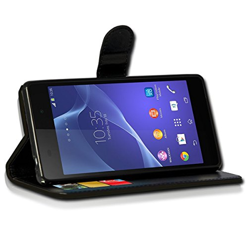 Wallet Book Style Flip Handy Tasche Case Schutz Hülle Schale Motiv Etui für Apple iPhone 5 / 5S - Design Flip MVD114