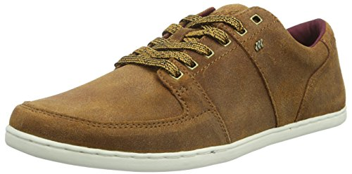 Boxfresh Herren Spencer Chaussure Braun (tan / Marron)