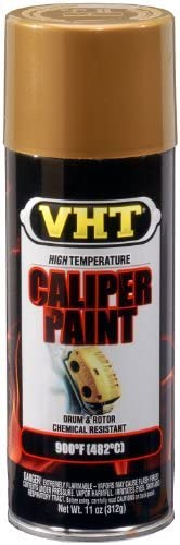 VHT SP736 Gold Brake Caliper Paint Can - 11 oz. by VHT (1)