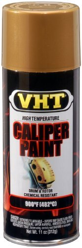 - VHT SP736 Gold Brake Caliper Paint Can - 11 oz. by VHT (1)