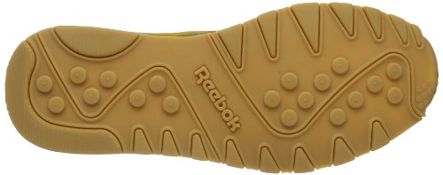 Reebok CL NYLON R13 - Zapatillas de cuero unisex multicolor - Mehrfarbig (WILD KHAKI/LEMON PEPPER/VITAL BLUE/WHT/RED)