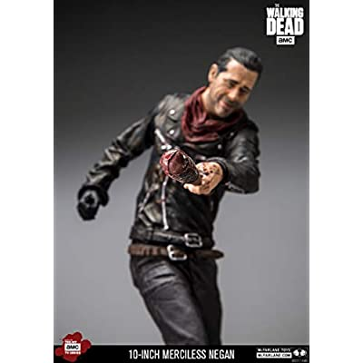 McFarlane Toys Walking Dead Negan Merciless Edition 10