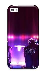 Brandy K. Fountain's Shop Excellent Design Daft Punk Case Cover For Iphone 5c 7031579K52080507