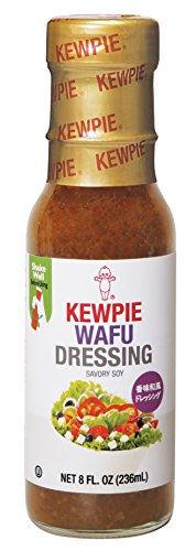 Kewpie Savory Soy Salad Dressing, Japanese Style, 8 Ounce (Pack of 2)