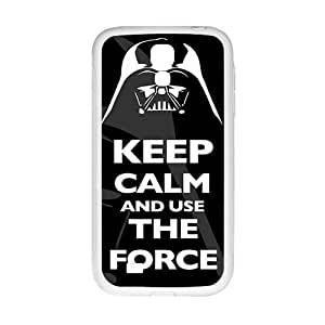 keep calm and use the force Phone Case for Samsung Galaxy S4 Case