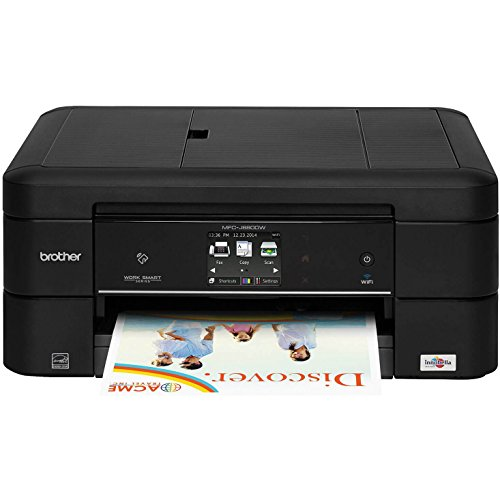 Brother MFC-J885DW Work Smart Inkjet All in One by Brother