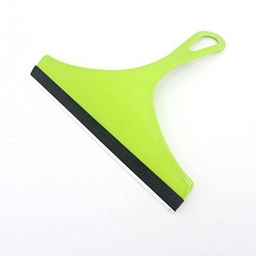 glass-window-wiper-soap-cleaner-squeegee-home-shower-bathroom-mirror-car-blade-green