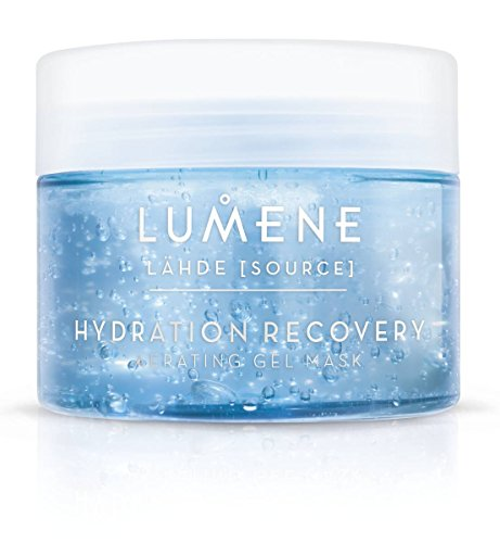 Lumene Lahde Hydration Recovery Aerating Gel Mask, 5.1 Fluid Ounce