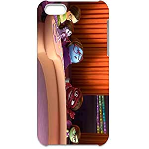 Iphone 5C Case Imagine Pattern Inside Out 3D Generic Case Back Cover