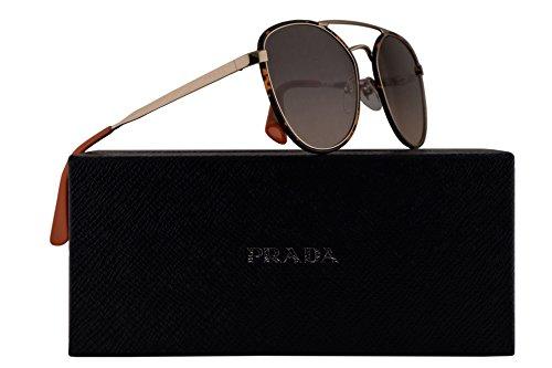 Prada PR63TS Sunglasses Havana w/Brown Gradient 55mm Lens 2AU3D0 SPR63T PR 63TS SPR - Spr09q Prada