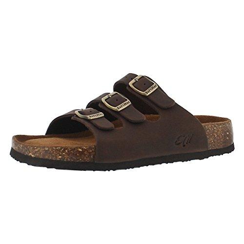 5 Slide Women's Footbed Cork Sandal Alexis SoftMoc 6SnxRq
