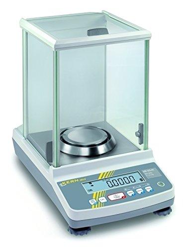 For Demand wlab320Serie abs-n Bilancia AnalÍtica, senza omologazione, 91mm Diametro piattaforma, 0–320g scuola di pesaje, 0.0001g graduati