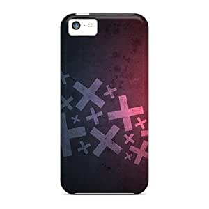 Durable Defender Cases For Iphone 5c Covers(abstact (48))