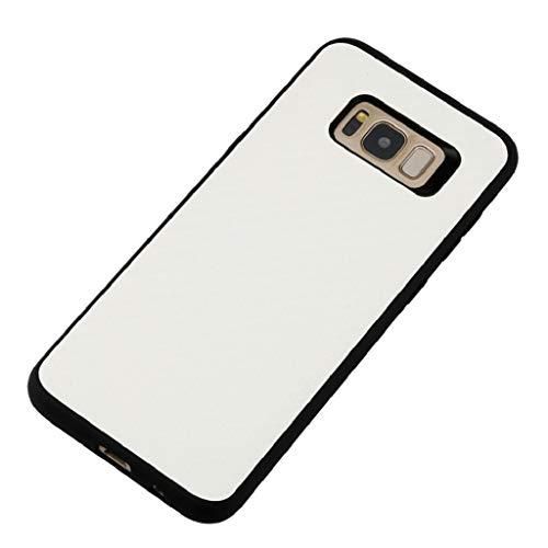 goalBY Carbon Fibre Case Cover PC+PU Case for Samsung S8 Plus 6.2 Inch