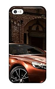 Perfect Sports Car Near Brick Building Case Cover Skin For Iphone 5/5s Phone Case