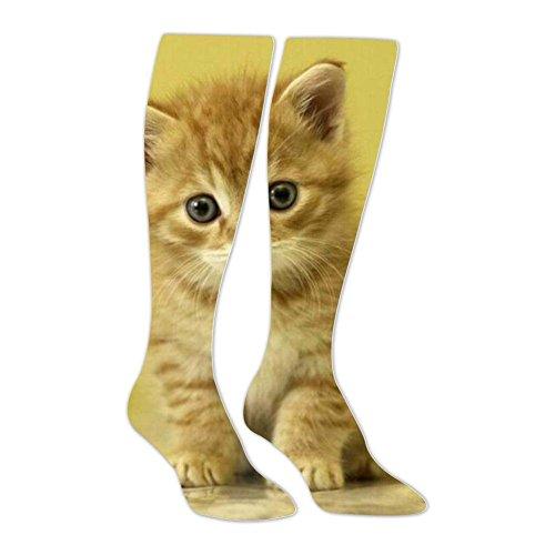 Sweet Kitten Stockings Unisex Knee High Sports Long Socks Athletic for $<!--$16.69-->
