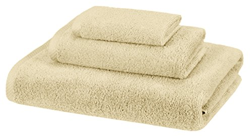 AmazonBasics Quick Dry Towels Cotton 3 Piece