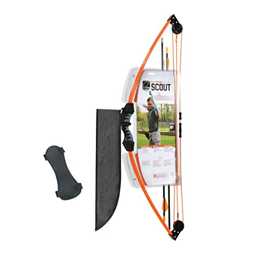 Bear Archery Scout Youth Bow Set - Orange