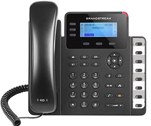 Grandstream GS-GXP1630 High-End IP Phone for Small Business Users VoIP Phone and (Small Business Ip Phone)