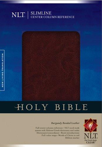Slimline Center Column Reference Bible NLT (Slimline Reference: Nltse) PDF