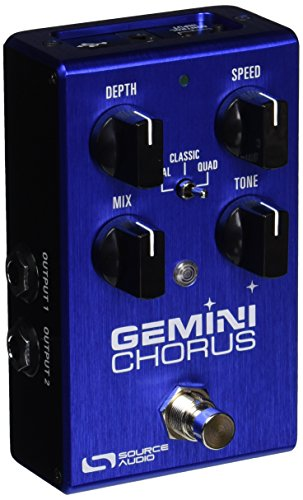 Source Audio SA242 Gemini Chorus Effect Pedal