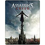 Assassin's Creed Steelbook (4K Ultra HD + Blu Ray + Digital HD)