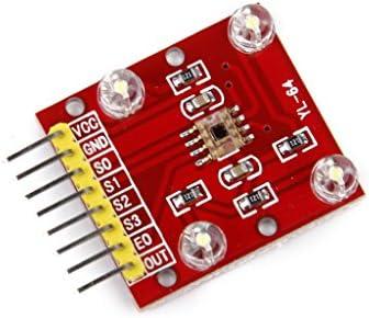 Módulo Tcs3200 Detector De Color Módulo De Reconocimiento De Sensor De Color Para Arduino