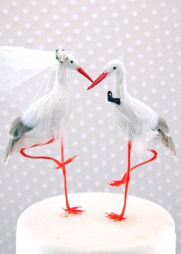 Add Crane (Crane Cake Topper: