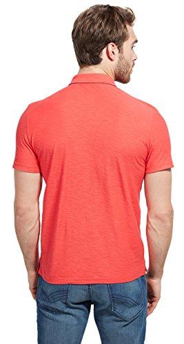TOM TAILOR Polo Poloshirt Print Details 1531105 0010 4270 Gr.XXXL