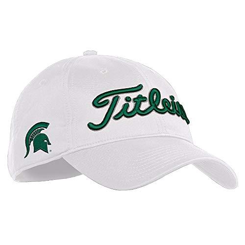 Golf Msu - Titleist Collegiate Performance Golf Cap Michigan State Adjustable