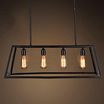 TYDXSD Retro Dining Room Lighting Living Loft American Industrial Wind Simplicity Creative Coffee Aisle Lights
