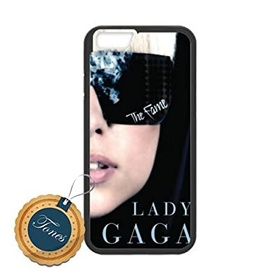 Tones@ iPhone 6 Case, [lady gaga] iPhone 6 (4.7) Case Custom Durable Case Cover for iPhone6 case(Laser Technology)