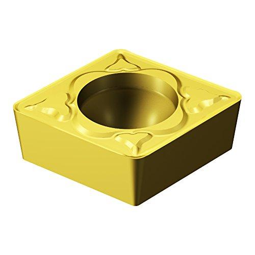 Sandvik Coromant CCMT060208-PM1525 CoroTurn 107 insert for turning (Pack of 10) 11146715