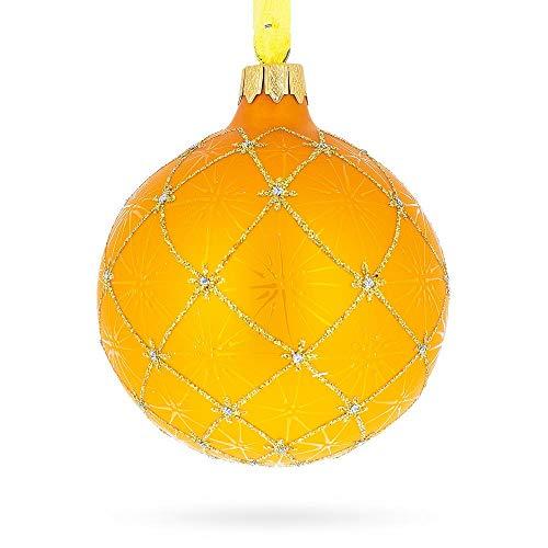 BestPysanky 1897 Coronation Royal Egg Glass Christmas Ornament