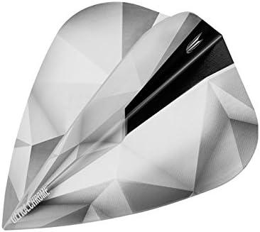 Kite Target Shard Ultra Chrome Flights Kite copper