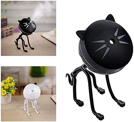 YQ&TL Humidificador Meng Pet Cat Humidificador Creativo Dibujos ...