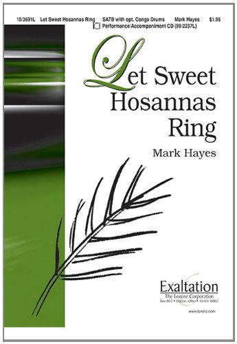Read Online Let Sweet Hosannas Ring PDF
